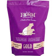 What Is The Best Dog Food For A Yorkie? | Fromm Small Breed Adult Gold | Dogfood.guru