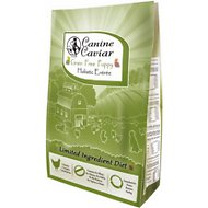 best dog food canine caviar