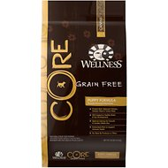 best dog food wellness core