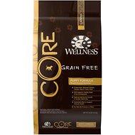 best dog food wellness core