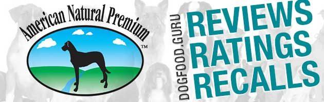 Dog Food Review American Natural Premium