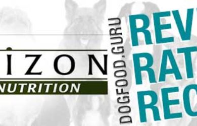 Dog Food Review Horizon