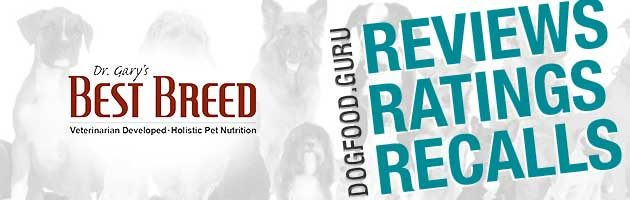 Best Breed Dog Food Review