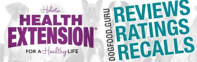 Holistic Health Dog Food Review