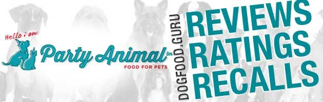 Party Animal Dog Food Review