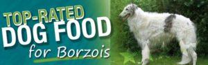 Best Dog Food Borzoi