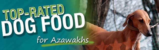 Best Dog Food Azawakhs