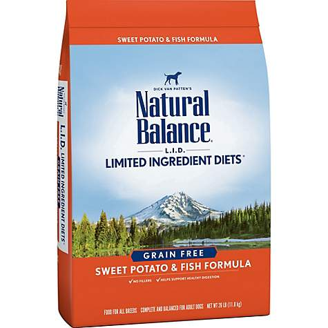 Lowest Price On Natural Balance Dog Food