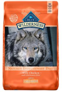 What is the Best Dog Food for a German Shepherd? | Blue Wilderness Dog Food with Chicken | Dogfood.guru