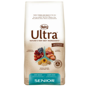 What Is The Best Dog Food for a Pitbull? | Nutro ULTRA Senior | Dogfood.guru