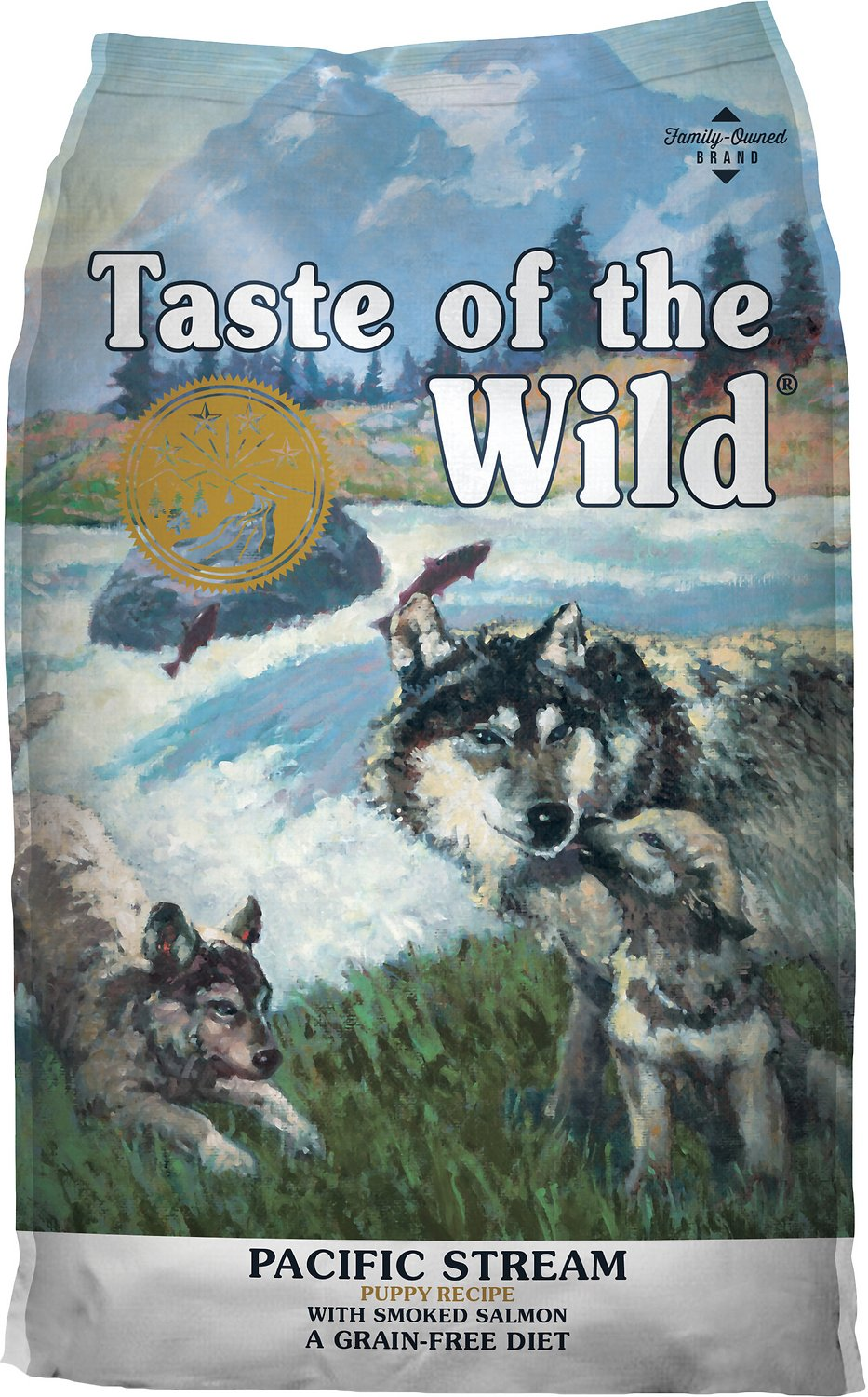 Taste of the wild 30 pounds