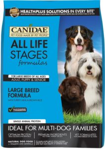 What Is The Best Dog Food for a Mastiff? | Canidae All Life Stages | Dogfood.guru