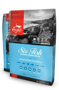 Orijen Dog Food | Orijen Six Fish | Dogfood.guru