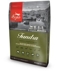 Orijen Dog Food | Orijen Tundra | Dogfood.guru