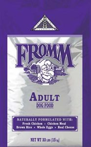 Fromm Dog Food Review | Fromm Adult Classics | Dogfood.guru