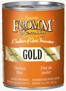 Fromm Dog Food Review | Fromm Pate | Dogfood.guru