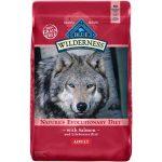 Blue Buffalo Wilderness Salmon Recipe Grain-Free Dry Dog Food