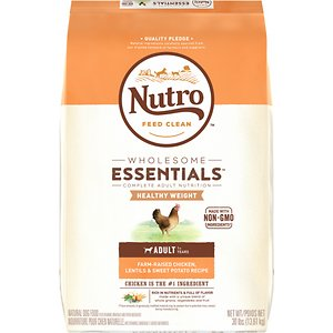 Nutro Wholesome Essentials Healthy Weight Adult Farm Raised Chicken,